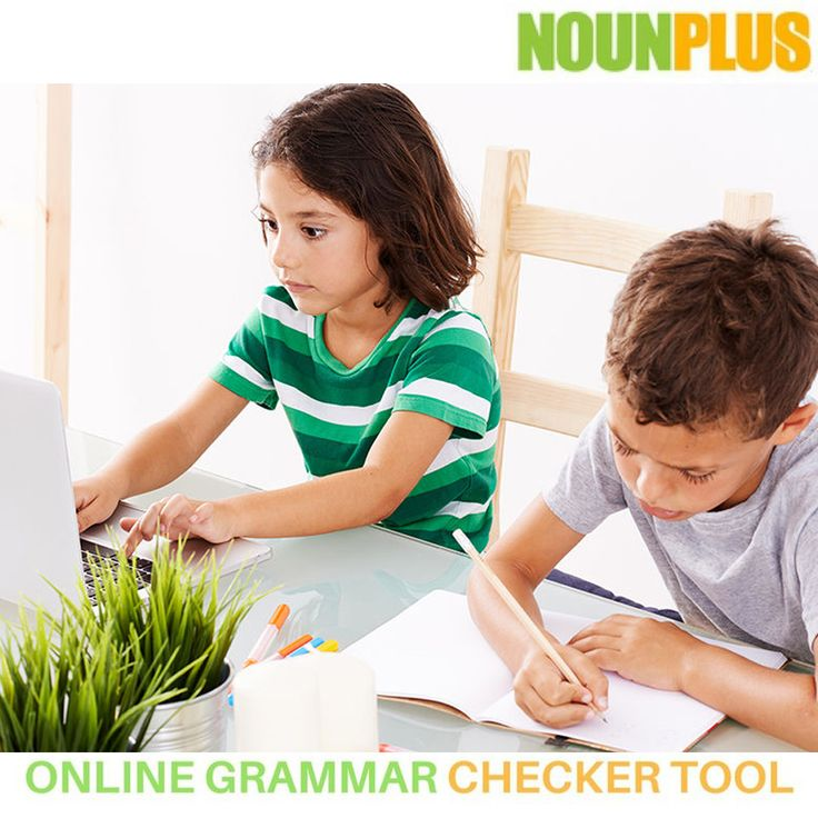 Grammar corrector is useful for older kids and teenagers who just need that little extra help on their homework or studies. #Englishgrammar