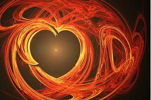 Sonne im Herzen