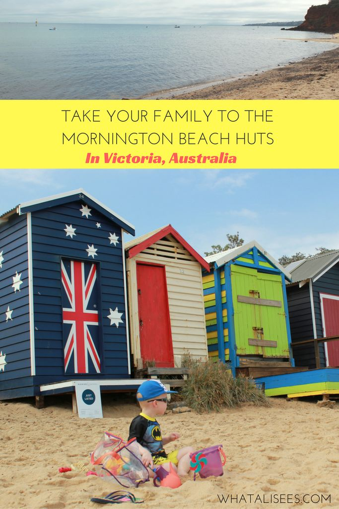 Feel like a road trip? Discover what we loved about our unplanned trip to the Mornington Beach Huts, only 1 hour from Melbourne, Australia.