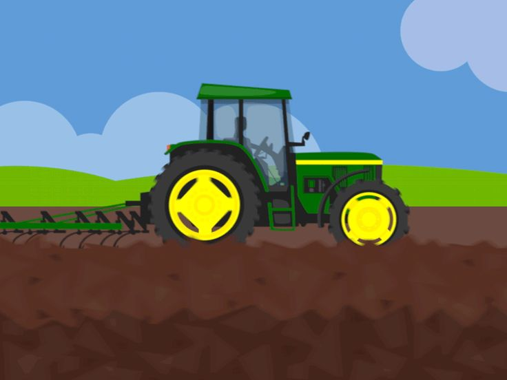 Tractor-animation