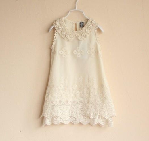 Best selling Little Girls Grace Lace Dress $25 https://www.facebook.com/LuluLovesLace