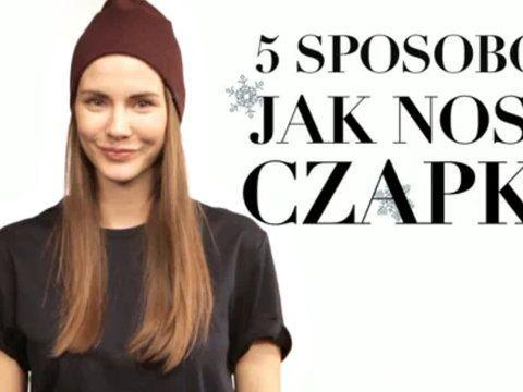 Jak nosić czapkę - 5 sposobów? ;)