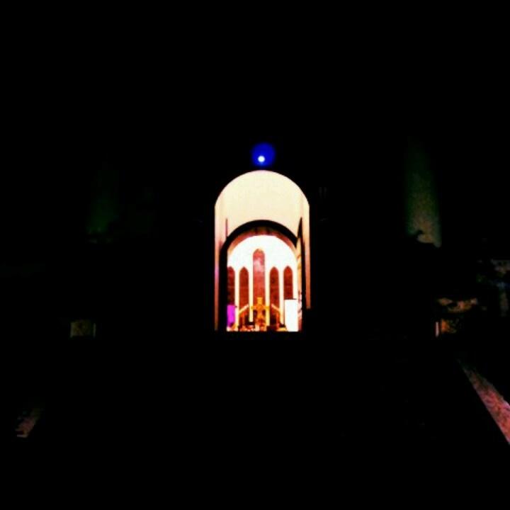 We trade one villain for another.  St Michael, Seminyak, Bali, Indonesia 2013 |rosallyn tanoyo