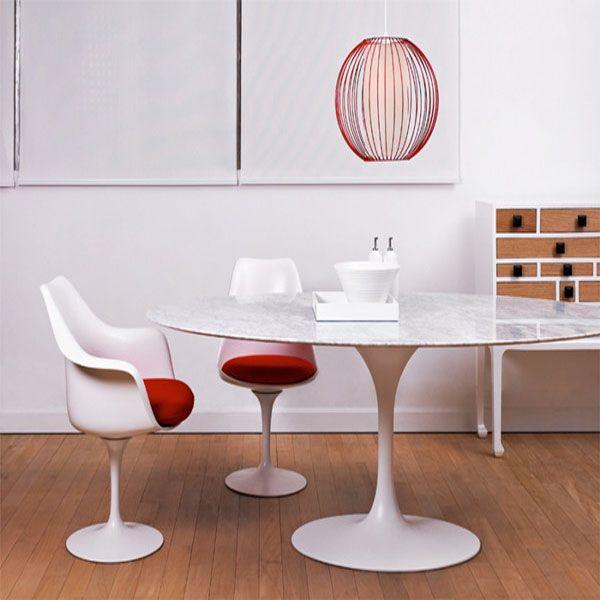 Stuhl Tulip Arms | ICONMÖBEL | Designermöbel und Designerstühle