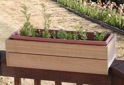 Best The 25 Best Deck Railing Planters Ideas On Pinterest 400 x 300