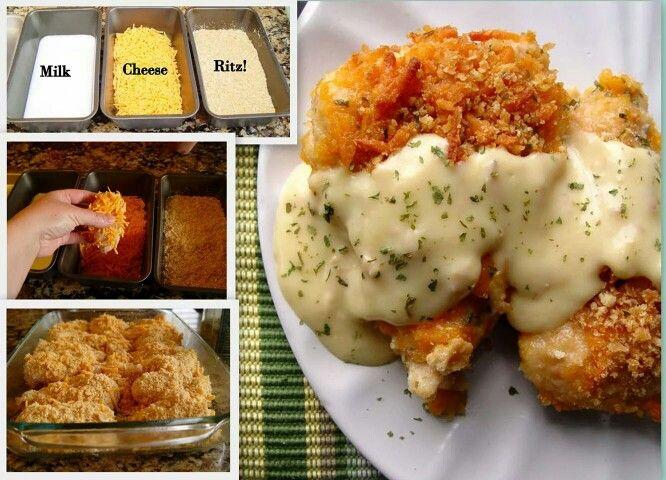 http://myfridgefood.com/recipes/entree-chicken/crispy-cheddar-chicken