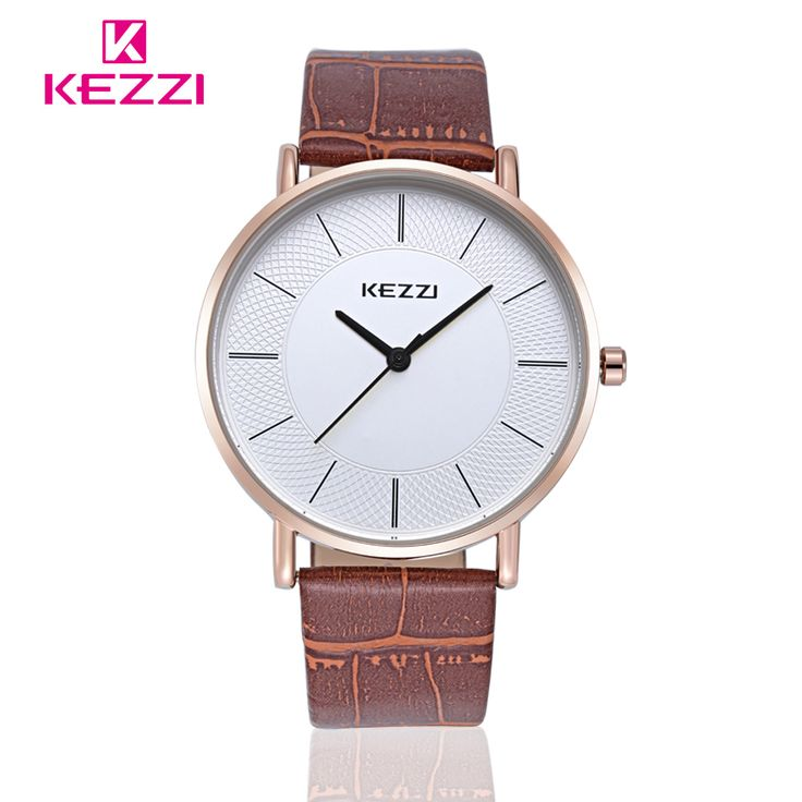 $8.80 (Buy here: https://alitems.com/g/1e8d114494ebda23ff8b16525dc3e8/?i=5&ulp=https%3A%2F%2Fwww.aliexpress.com%2Fitem%2FNew-Design-Band-KEZZI-Waterproof-Casual-lovers-Watch-Man-and-Woman-Leather-Strap-Alloy-Japan-Movement%2F32706468065.html ) New Design Band KEZZI Waterproof Casual lovers Watch Man and Woman Leather Strap Alloy Japan Movement Watches Quartz Watch for just $8.80