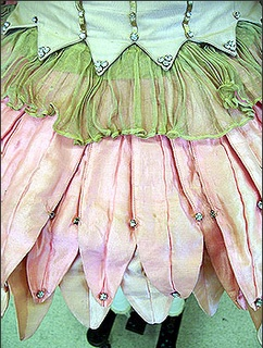 New York City ballet costumes (2010 or earlier)