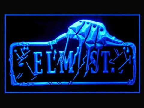 A Nightmare On Elm Street LED Neon Sign www.shacksign.com