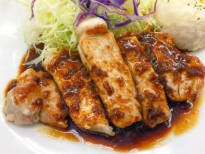 Pork Chop Set Meal (Pork Steak) - DigiPub / Getty Images