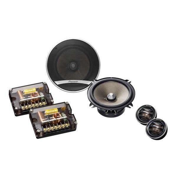 Pioneer Pioneer TS-E170Ci 17cm component speaker, 260watts max power - Car Audio Centre