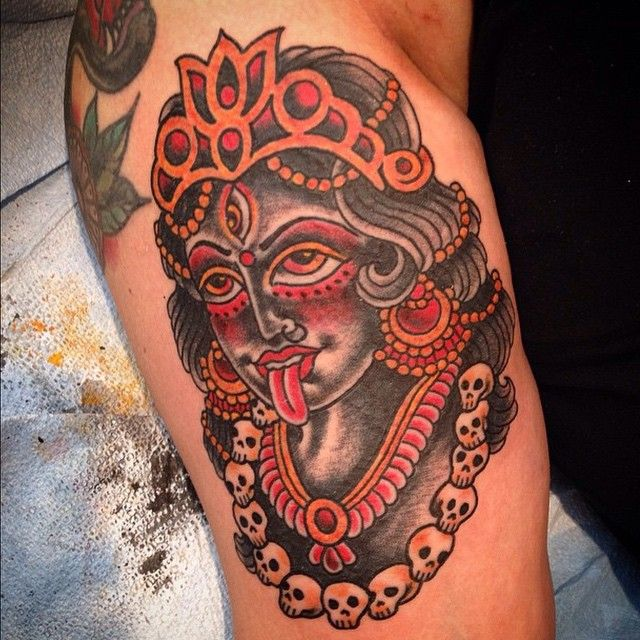 17 best images about kali tattoos on pinterest temple tattoo kali tattoo and parks. Black Bedroom Furniture Sets. Home Design Ideas