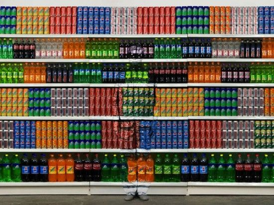 Liu Bolin - Bibliotheque: Street Artists, Optical Illusions, The Artists, Invi Man, Body Paintings, The Cities, Soft Drinks, Liubolin, Liu Bolin