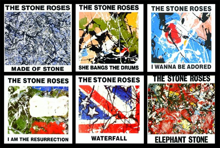 stone roses covers