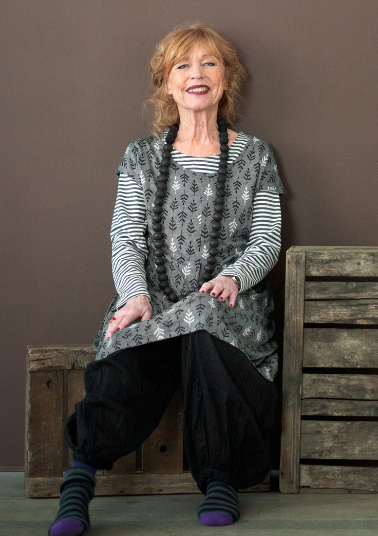"""""""Vippa"""" modal dress – Gudrun´s green choices – GUDRUN SJÖDÉN – Webshop, mail order and boutiques 