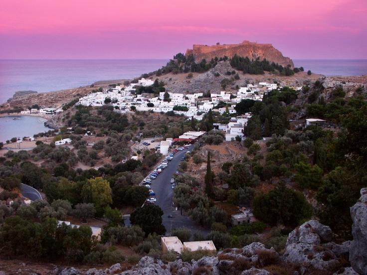 Rhodes, Greece #travel #greece #rhodes