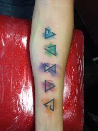 Znalezione obrazy dla zapytania witcher tattoo