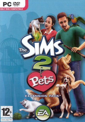 The Sims 2: Pets Expansion Pack (PC DVD): the - Pets Sims 2: Amazon.co.uk: PC  Video Games