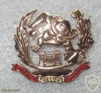 Peru Army Diver
