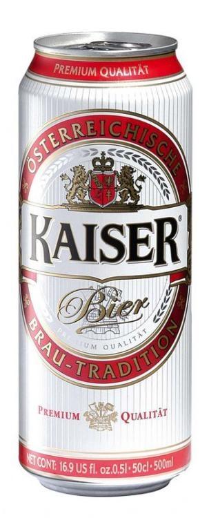 Kaiser Bier Premium - Austria