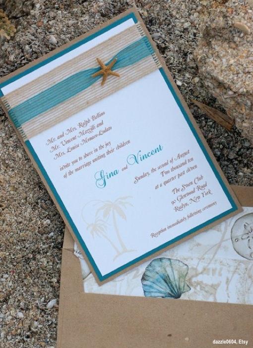 156 best Beach Wedding Invitations images – Beach Wedding Invitations Diy