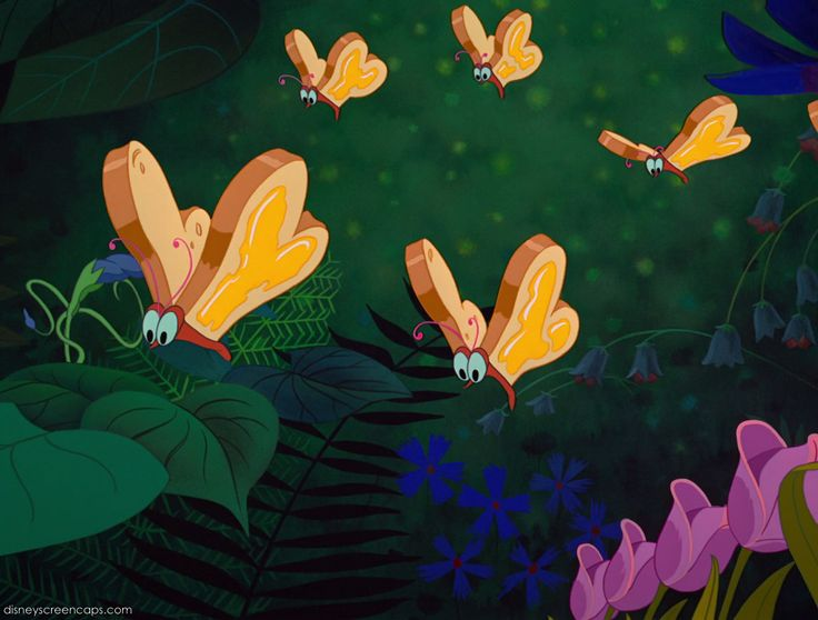 bread and butter flies   Bread-and-butterflies - Disney Wiki