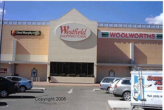 Westfield Belconnen Western Entrance by resident09, via Flickr