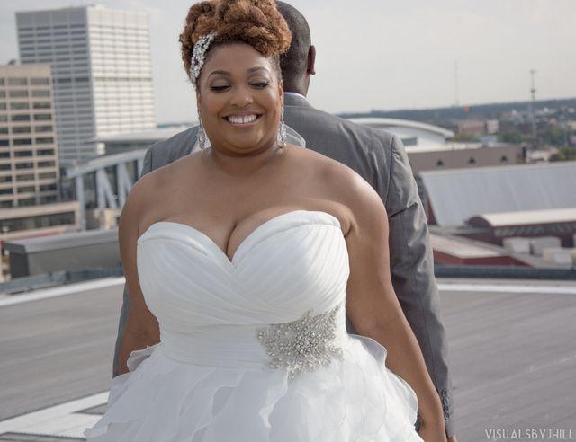 Bbw Wedding 7