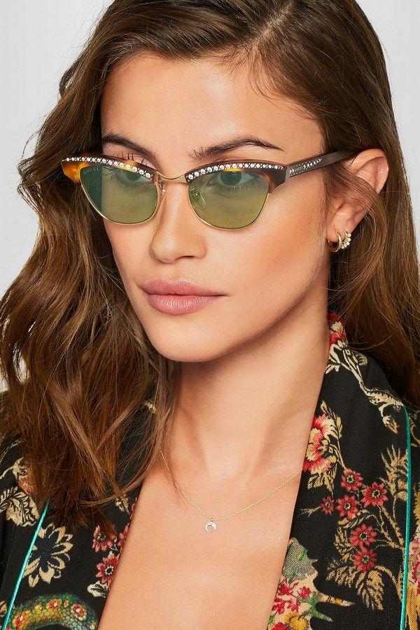 Модные солнцезащитные очки 2018-2019 года  70 лучших моделей, фото, новинки, 50e2198bfcb