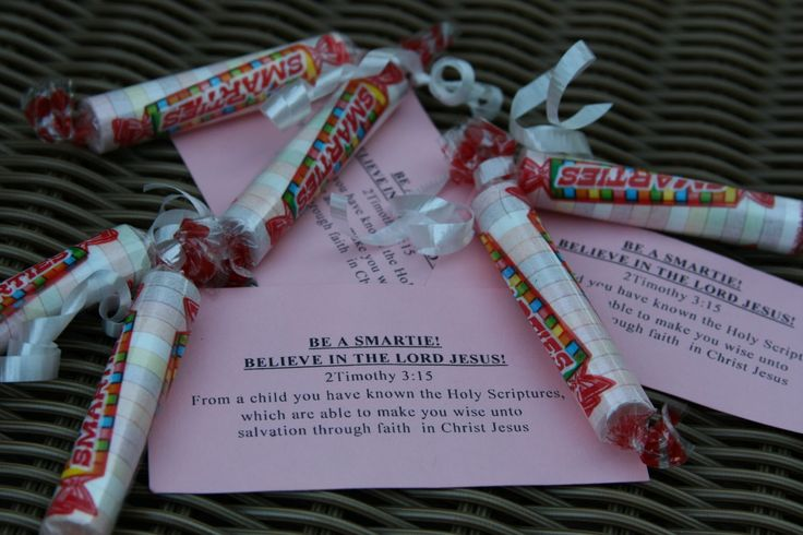 The Sweet Gospel Message -Vacation Bible School Idea - Mindy Peltier