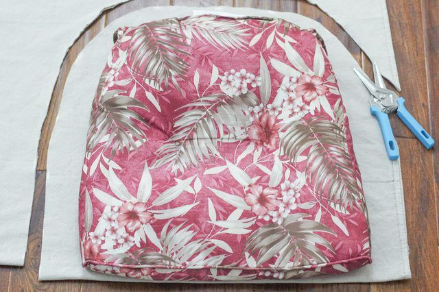 How to Recover Patio Cushions Without Sewing | eHow