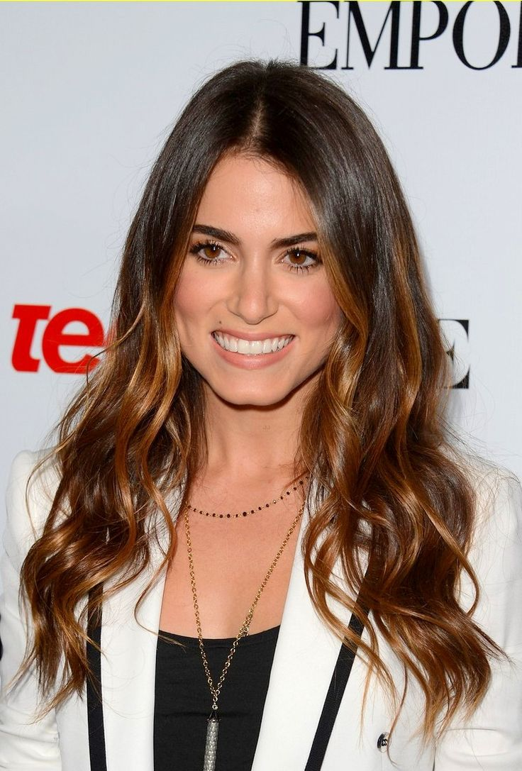 ♥ Pinterest: DEBORAHPRAHA ♥ #hair #hairstyles #ideas #inspiration #nikki #reed