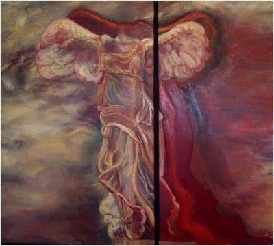 ALTERARTE - Colectivo de Pintores Galegos: 5. MERCEDES GOZALO BARCIA