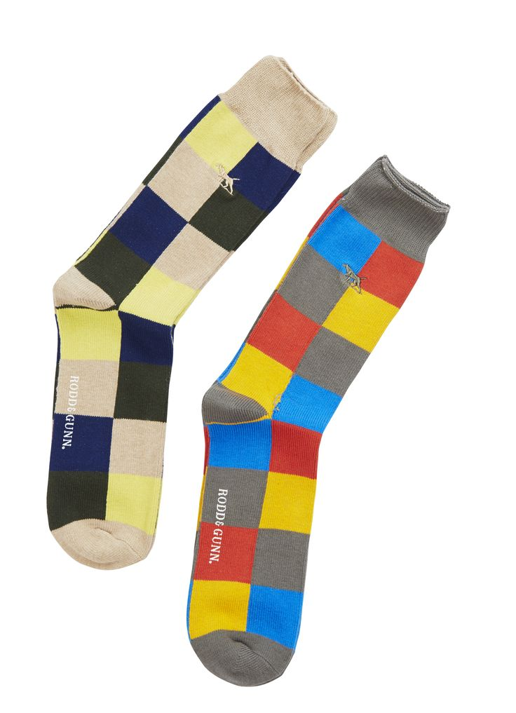 Men's socks by Rodd and Gunn @WestfieldNZ #boldprints