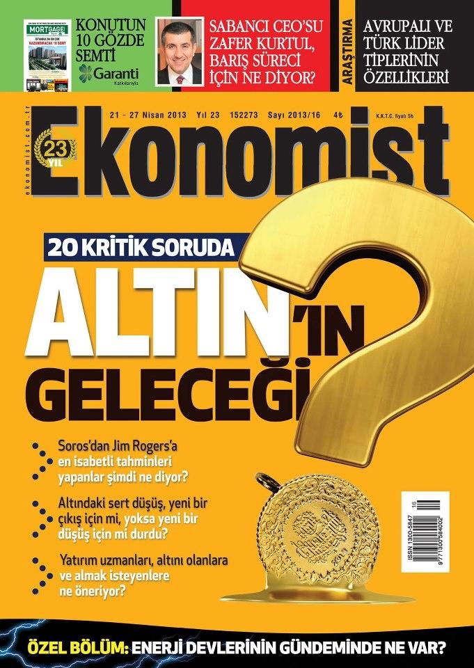 Ekonomist dergisi, 21-27 Nisan sayısı yayında! Hemen okumak için: http://www.dijimecmua.com/ekonomist/