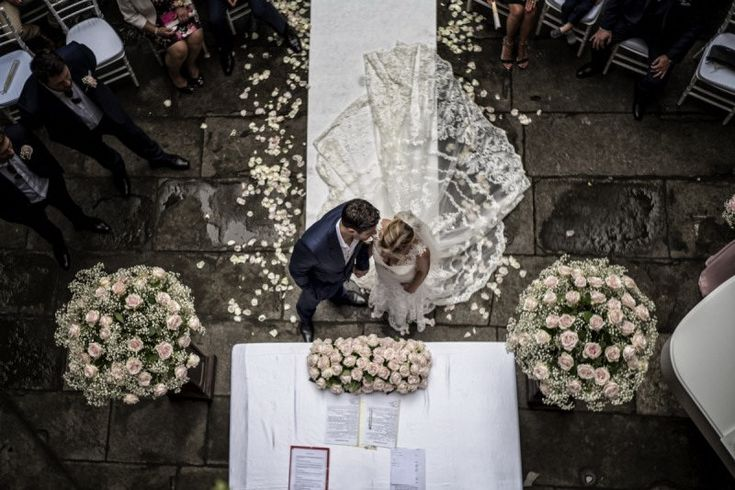 Gemma and Adam's Wedding in Florence <br/>by Thomas Harris