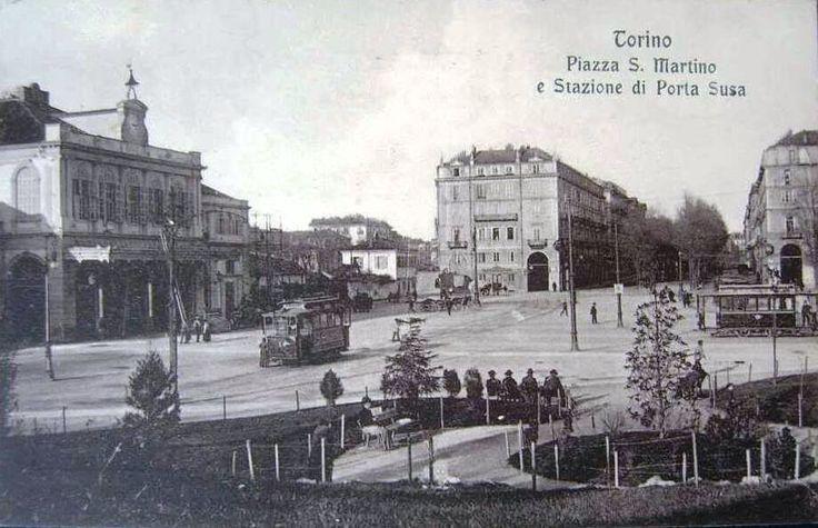 Porta Susa Torino