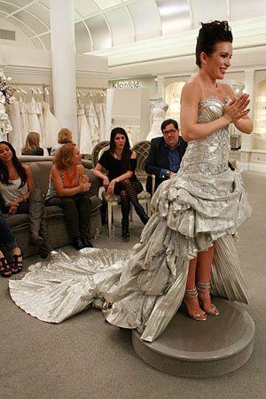 Simple  Worst Wedding Dresses Ever