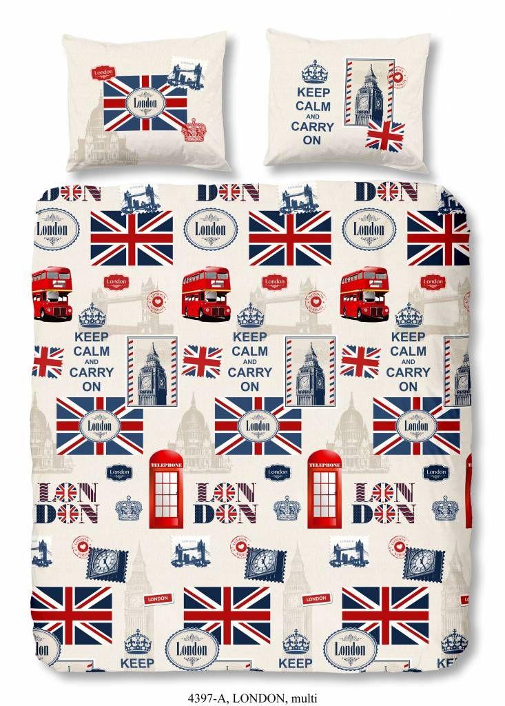 Home Style Dekbedovertrek 4397 London