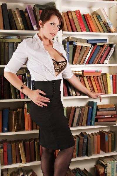 dusty the naughty librarian - Naughty Librarian Halloween Costume
