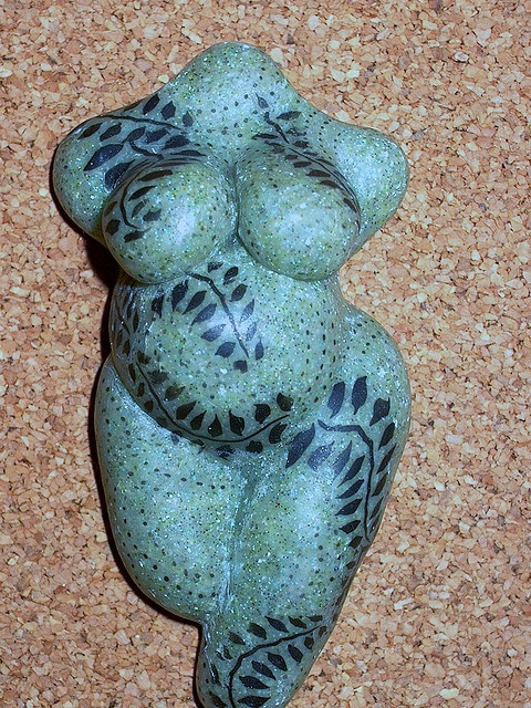 tattooed venus by Marla Frankenberg, via Flickr: Clay Ideas, Mothers Goddesses, Mothers Earth, Clay Ii, Earth Goddesses, Artsy Fartsi, Goddesses Clay, Artists Trade, Clay Art