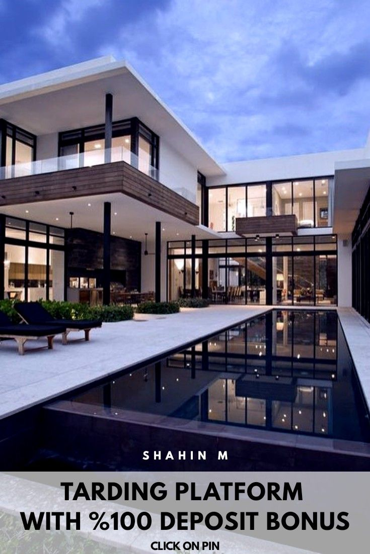 Modern Architecture House Design With Minimalist Style And Luxury