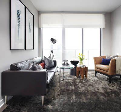 Die besten 25+ Roller couch Ideen auf Pinterest Mini becken - moderne raffrollos wohnzimmer