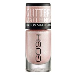 Gosh Nail Varnish Frosted 06 Soft Pink 8ml
