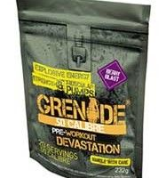 Grenade Sweeps Fat Burning Awards At FIBO Power Ceremony 2013