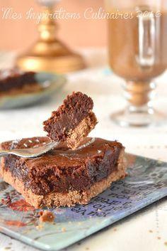 Tarte au chocolat façon mousse de Christophe Felder