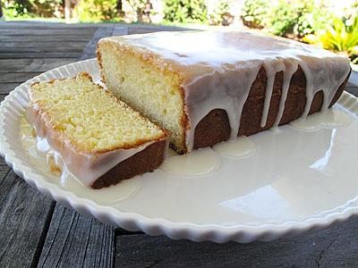 Ina Garten's (Barefoot Contessa) Lemon Cake--this is so yummy!