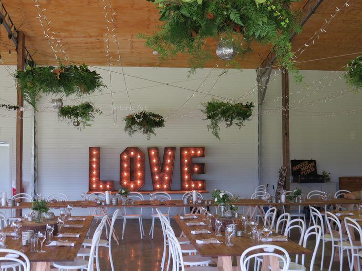 Woodland Wedding Decorations