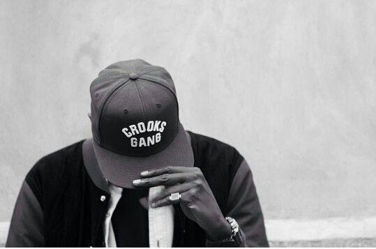 S/O to @John Banji rocking a #Crooks&Castles Crooks Gang Snapback available now www.houseoftreli.com