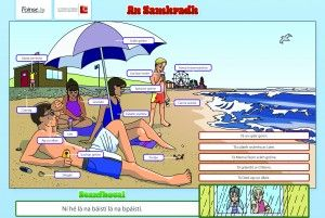 an-samhradh